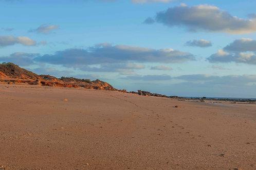 Redell Beach Sunset
