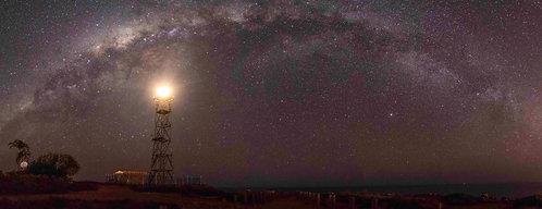 Gantheaume Lighthouse Milkyway