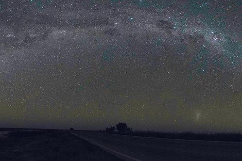 Roebuck Plains Milky Way