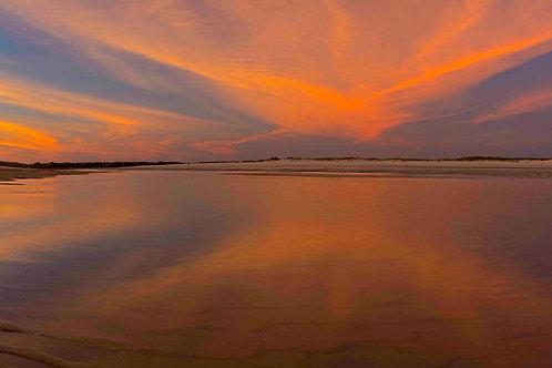 Baird Creek Sunset