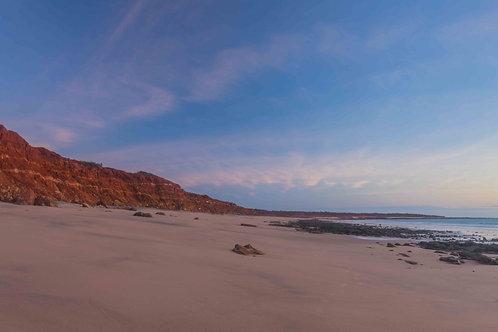 James Price Point Dry Season Sunset