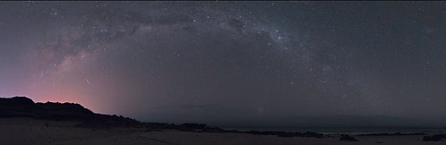 Redell Beach Milkyway