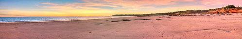 Entrance Point Dry Season Sunset