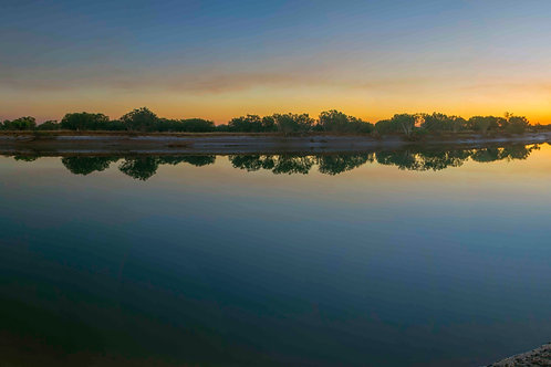 Fitzroy River Sunset