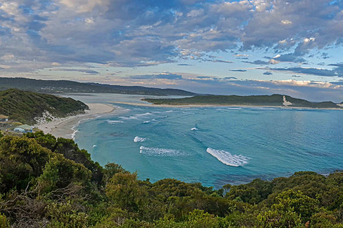 View Of Ocean Beach