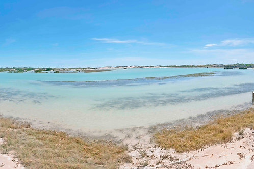 Cocnut Wells Lagoon High Tide