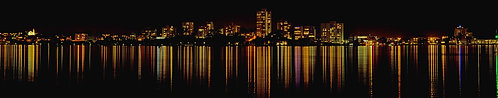 South Perth Skyline
