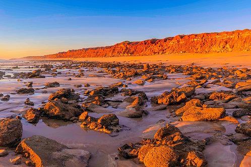 James Price Point Red Cliffs