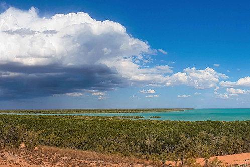 Roebuck Bay Storm Cloud