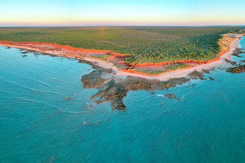 James Price Point Coast