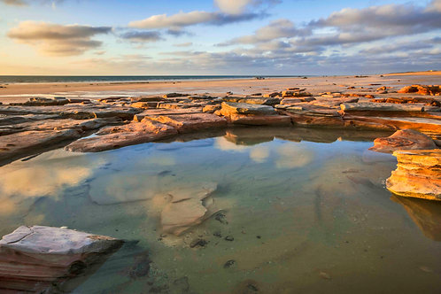 Cable Beach Rock Pool