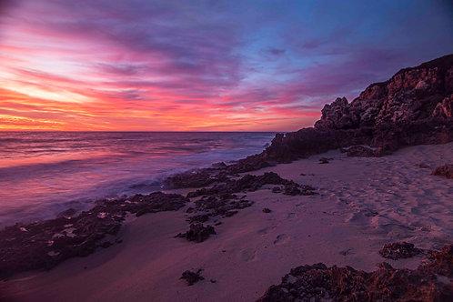 Watermans Bay Sunset
