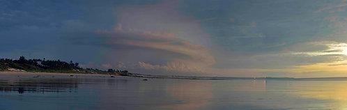 Cable Beach Shelf Cloud Sunset
