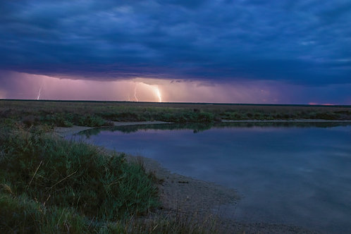 Dampier Creek Lightning