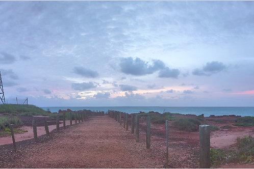 Gantheaume Lighthouse Sunset