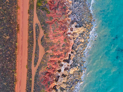 Broome Coastal Road