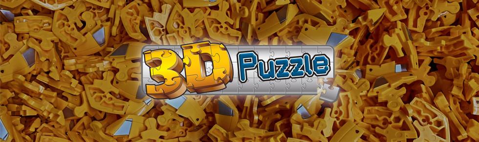 3D Puzzle Car Collection