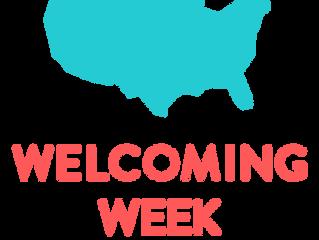 Welcoming Week
