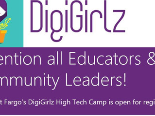 DigiGirlz is back in Fargo