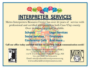 Need interpreting services in your business??