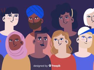 Talking about race, easier