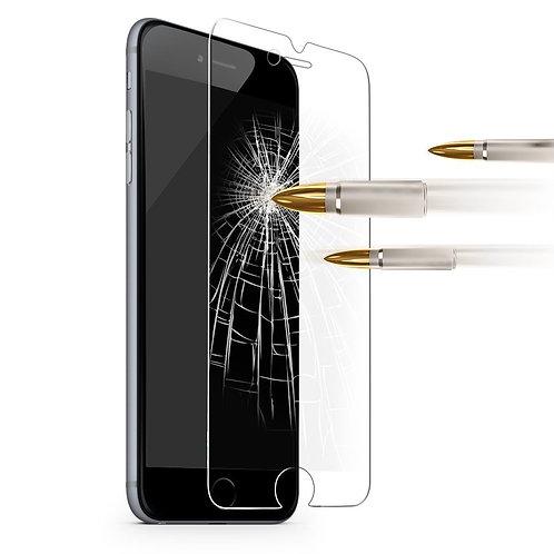 מגן מסך מזכוכית לאייפון 5  מדבקת מגן מסך מומלץ קשיח לסמארטפון