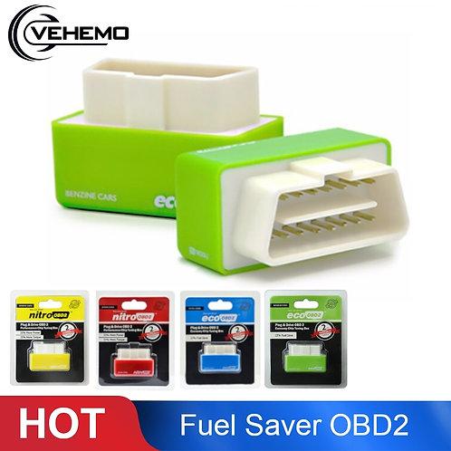 מכשיר צ'יפ לחיסכון בדלק + שיפור ביצועי המנוע והפחתת פליטת עשן ECO ODB2