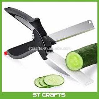 סכין חכמה לחיתוך ירקות ובשר