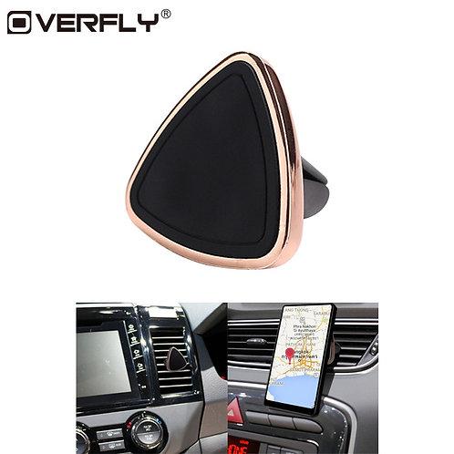 מעמד מגנטי לרכב לתריס המזגן מחזיק טלפון מגנטי לרכב