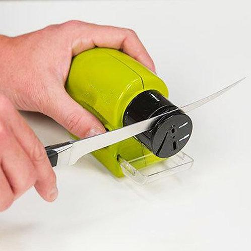 משחיז סכינים חשמלי אלקטרוני משחיז מברגים , מספרים ועוד