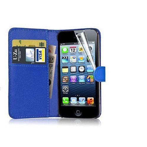 נרתיק K-Tech Premium לאייפון 6 עשוי מחומר  Pu Leather עם מקום לכרטיסי אשראי