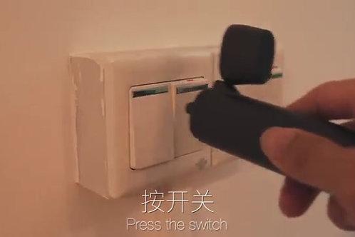 מקל ללחיצה על כפתורים במעלית  , בכספומט ללא מגע + פתיחת דלתות By0133