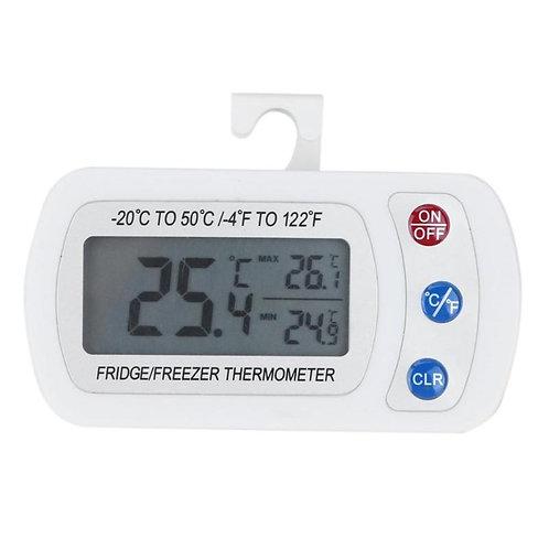 מד טמפרטורה דיגיטלי למקרר - מינימום ומקסימום C01478