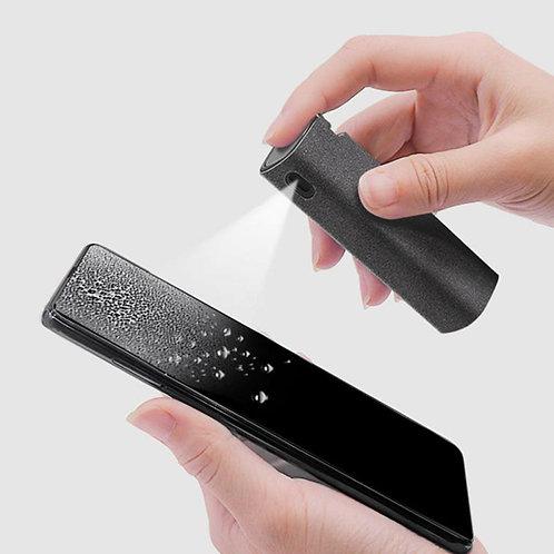 ספריי לניקוי מסך פלאפון קומפקטי ונייד , חיטוי מסך טלפון נייד BY459