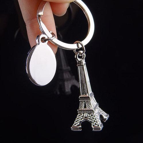 מחזיק מפתחות מתכת, מגדל אייפל