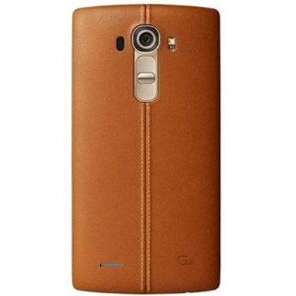 כיסוי מגן אחורי איכותי בצבע בז ,  LG G4