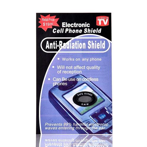 מדבקות נגד קרינה סלולרית EMW מגן קרינה אלקטרומגנטית למניעת קרינה לטלפון DI01082