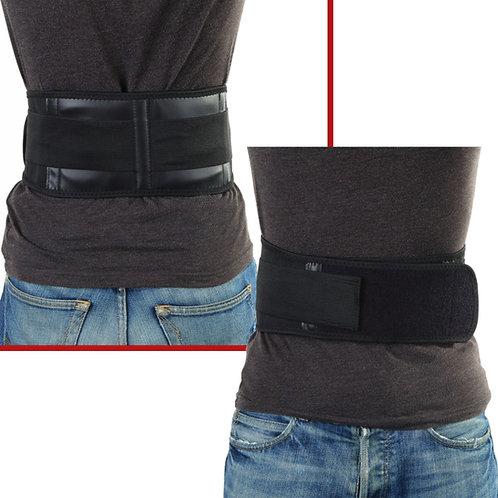 *חגורת בטן ,תמיכה בגב תחתון ליציבה נכונה והפחתת כאב עם מגנטים לחימום *במלאי מידי