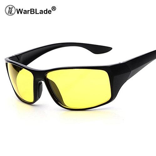 משקפיים לנהיגה בלילה , נגד סינוור אורות  , למניעת סינוור לרכב בסגנון משקפי גוגל