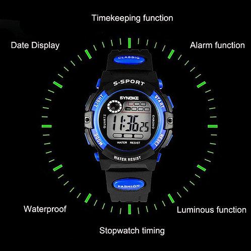 שעון יד דיגיטלי דגם ספורט - SYNOKE
