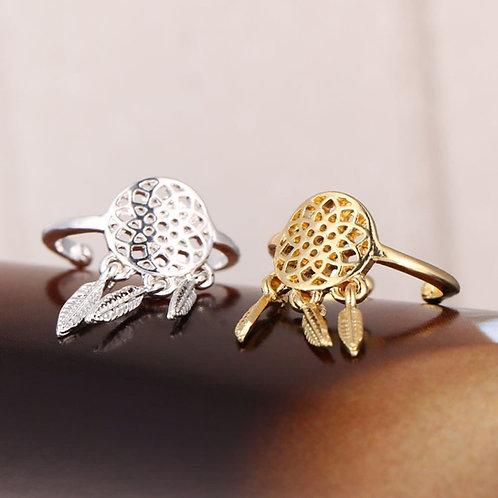 טבעת נוצת הקסם - מסדרת עדי ליין