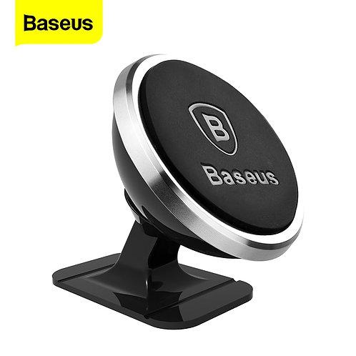 מעמד לטלפון לרכב מגנטי , תושבת מגנטית לרכב תוצרת בסוס מקורי   BASEUS