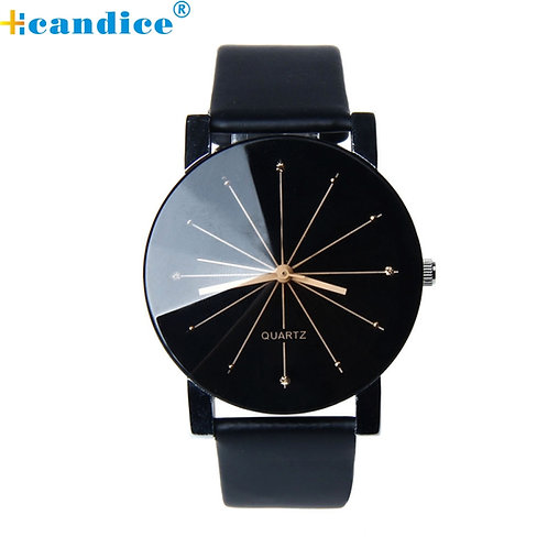 שעון אנלוגי עיצוב מיוחד 2016 דגם VOBjh