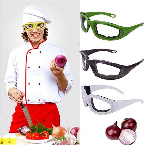 משקפי בצל למניעת דמעות בעיניים , משקפיים לחיתוך בצל בסגנון משקפי גוגל By0128