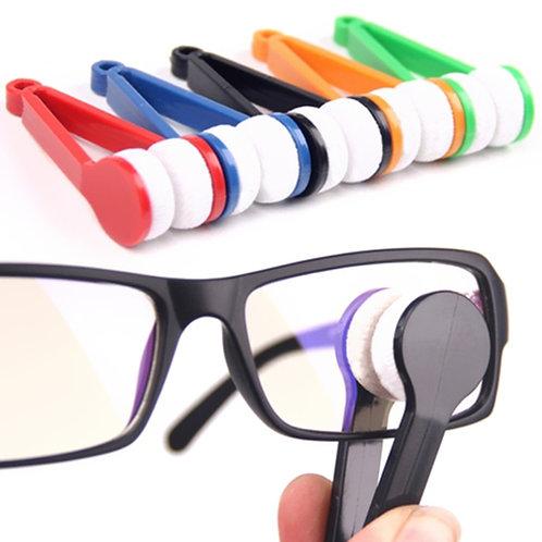 מנקה עדשות משקפיים , מנקה משקפיים