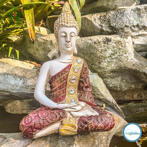 Indiano meditando