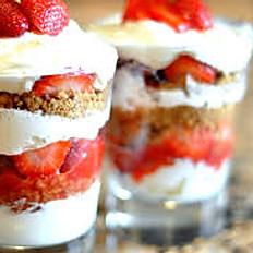 Strawberry Parfait