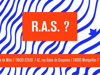 Poplité Mobilis - Performances pour R.A.S ? Odyssée Artistique à la Friche de Mimi le 06 Avril à 19h