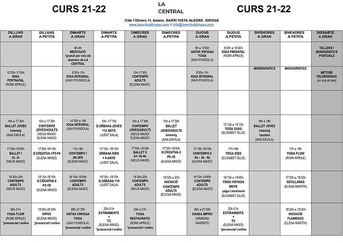 HORARIS 21-22 LA CENTRAL -x web_page-000