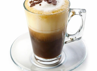 Bejeweled Butterscotch Coffee
